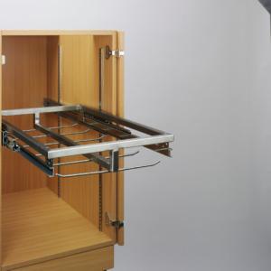 FullExtensionRunners with ISO catheter holder