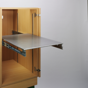 FullExtensionRunners with ISO Pull-out-worktop