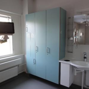 Malmi hospital, Helsinki 5