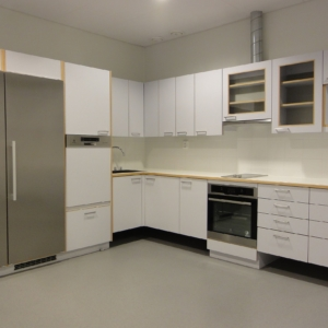 Malmi hospital, Helsinki, kitchen