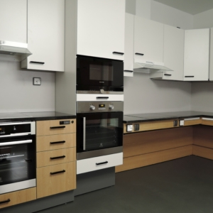 Onerva, adjust kitchen