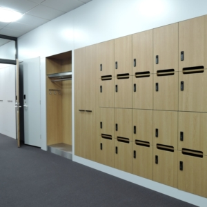 Onerva lockers