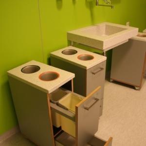 Waste unit 1